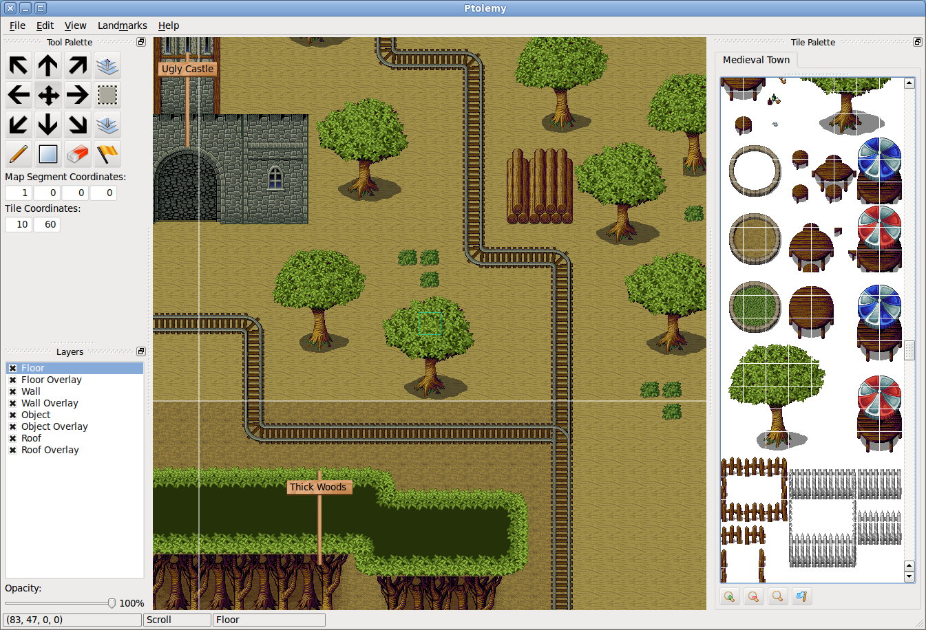 Ptolemy a tile based game resource editor map editor 2 gumiabroncs Image collections